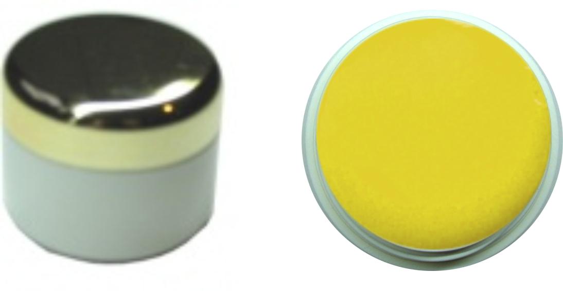Farbgel gelb 4ml