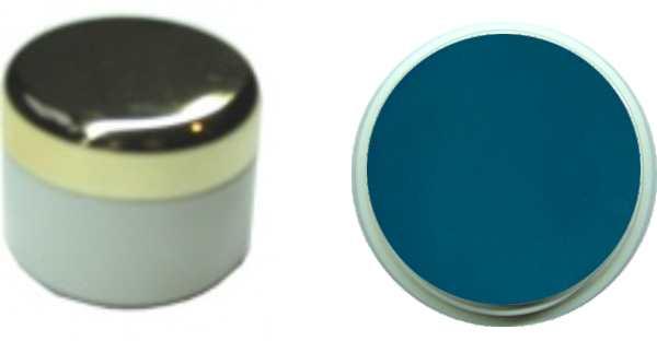 Farbgel Grünblau 4ml