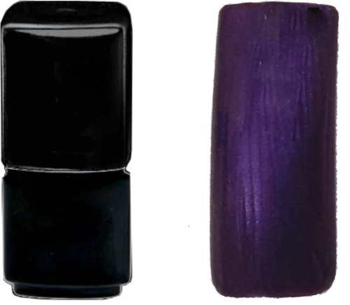 Soak off polish lila metallic 10ml, Gellack, Shel Lack, UV Lack