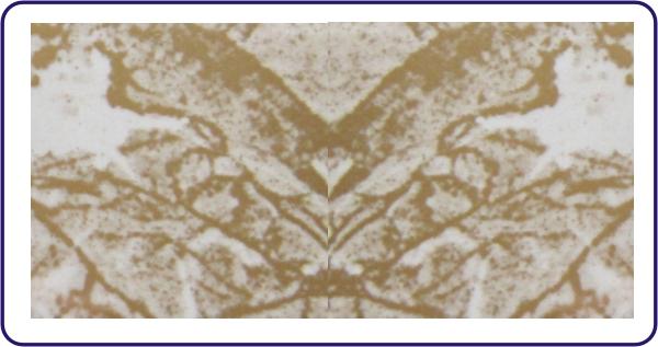 Transferfolie Gold marmor
