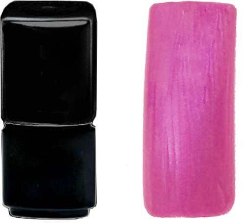 Soak off polish pink metallic 10ml, Gellack, Shel Lack, UV Lack