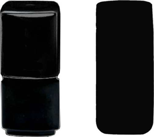 Soak off polish schwarz 10ml, Gellack, Shel Lack, UV Lack