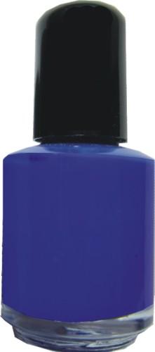 Stamping Lack blau
