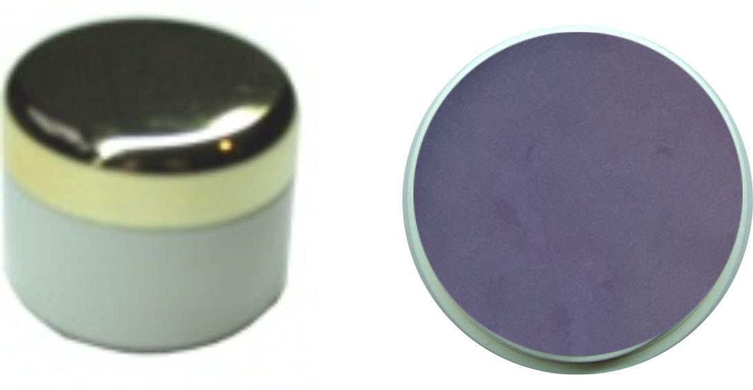 Farbgel lilagrau 4ml