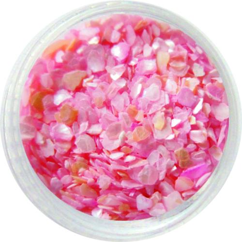 1301 – Muschelsplitter rosa