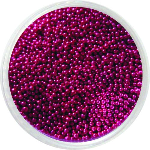 1409 – Microperlen Himbeerrot