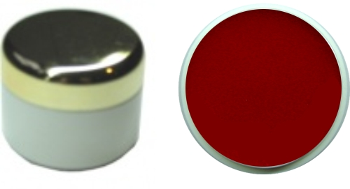 Farbgel Dunkelrot 4ml