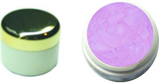 Farbgel pearl Flieder 4ml