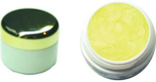 Farbgel pearl Narzisse 4ml