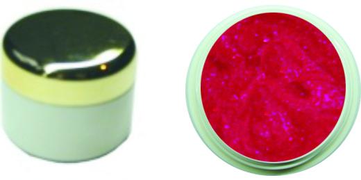 Farbgel pearl pink 4ml