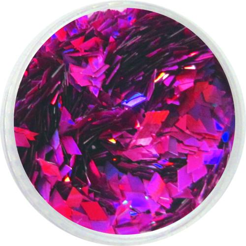 1503 – Pailetten Rhomben pink