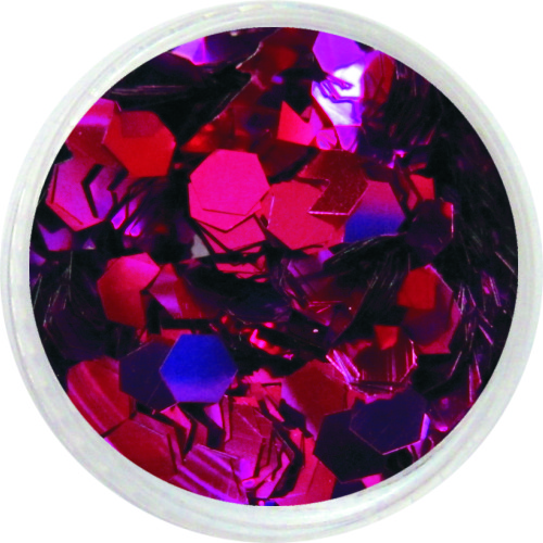 1504 – Pailetten groß pink