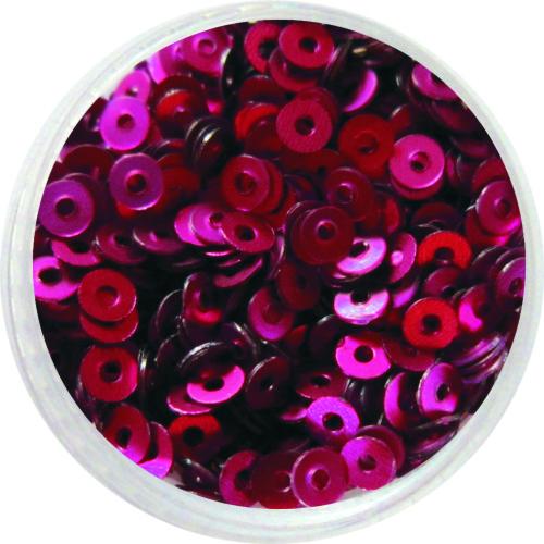 1506 – Pailetten mit Loch pink