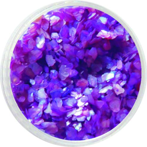 1508 – Muschelsplitter lila
