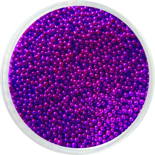 1512 – Microperlen lila