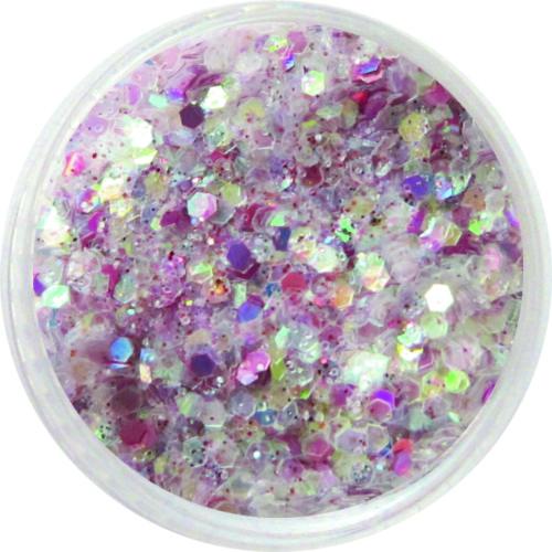 1515 – Pailetten lila iris