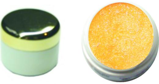 Farbgel shining orange 4ml