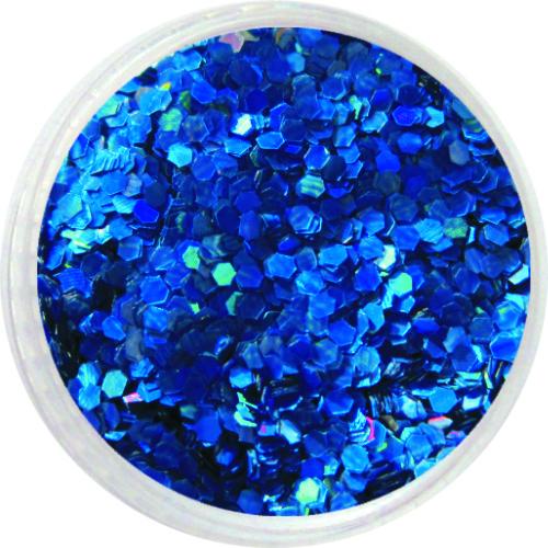 1610 – Pailetten klein blau