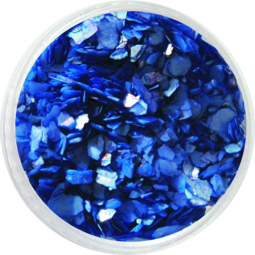 1616 – Muschelsplitter blau