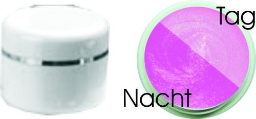 Nachtleuchtendes Farbgel NL Rosa 4ml