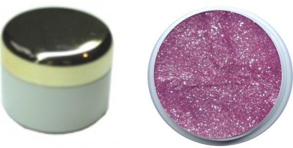 Farbgel Flieder metallic4ml