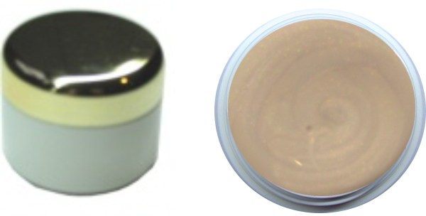 Farbgel Lattemacciatio metallic 4ml