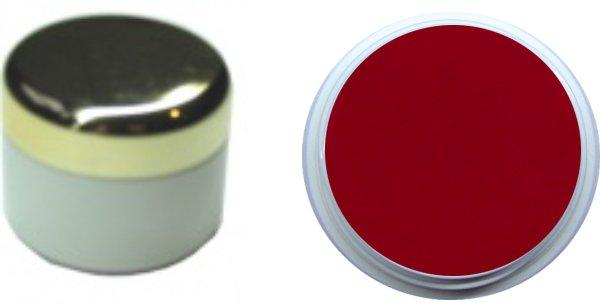 Farbgel Carminrot 4ml