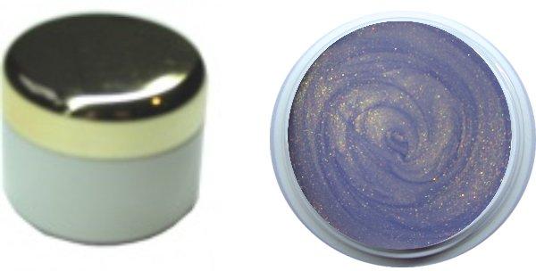 Farbgel shining blue 4ml