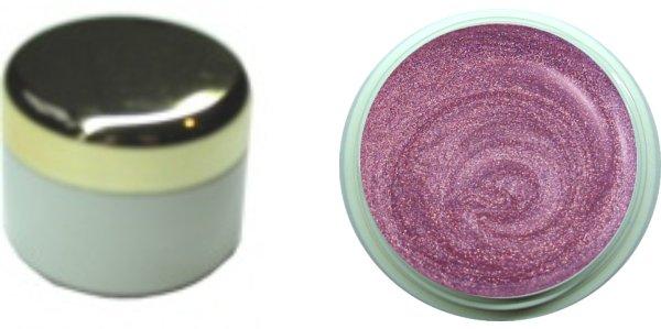 Farbgel chromegloss Rose' 4ml