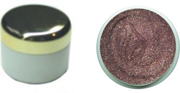 Farbgel chromegloss Nougat 4ml