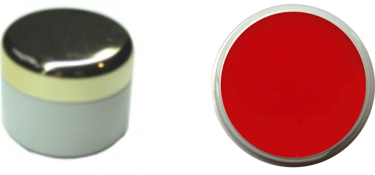 Farbgel Sommerrot 4ml