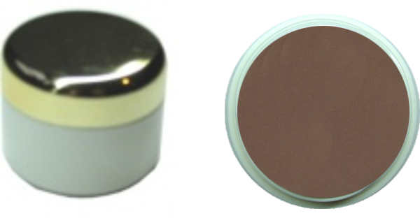 Farbgel Hellbraun 4ml, Color Gel