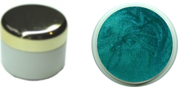 Farbgel carribian metallic 4ml