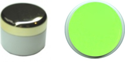 Farbgel Apfelgrün 4ml