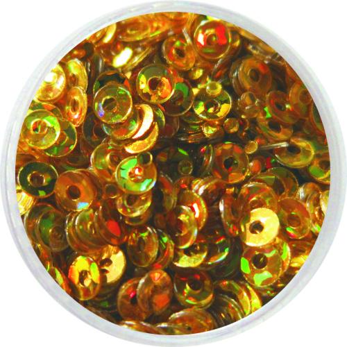 2005 – Pailetten mit Loch klein gold
