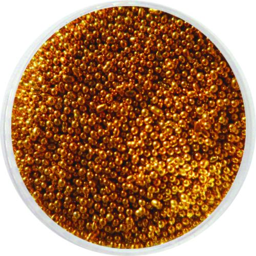 2009 – Microperlen gold