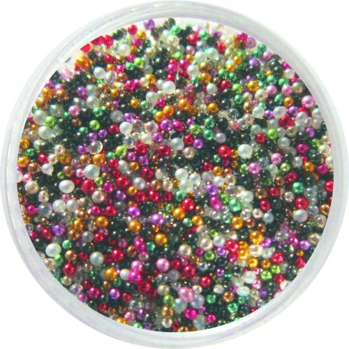 2101 – bunte Micro Perlen