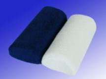 Handauflage Frottee weiß waschbar