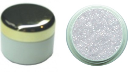 Farbgel Eiskristall 4ml