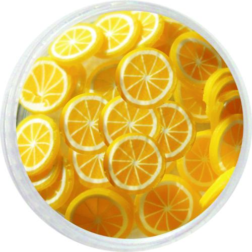 Fimo Zitronen