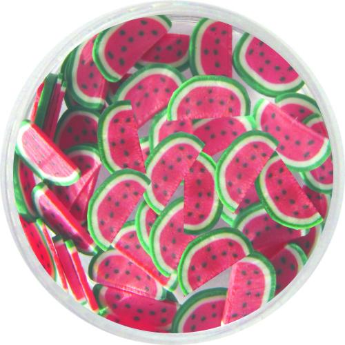 Fimo halbe Melonen