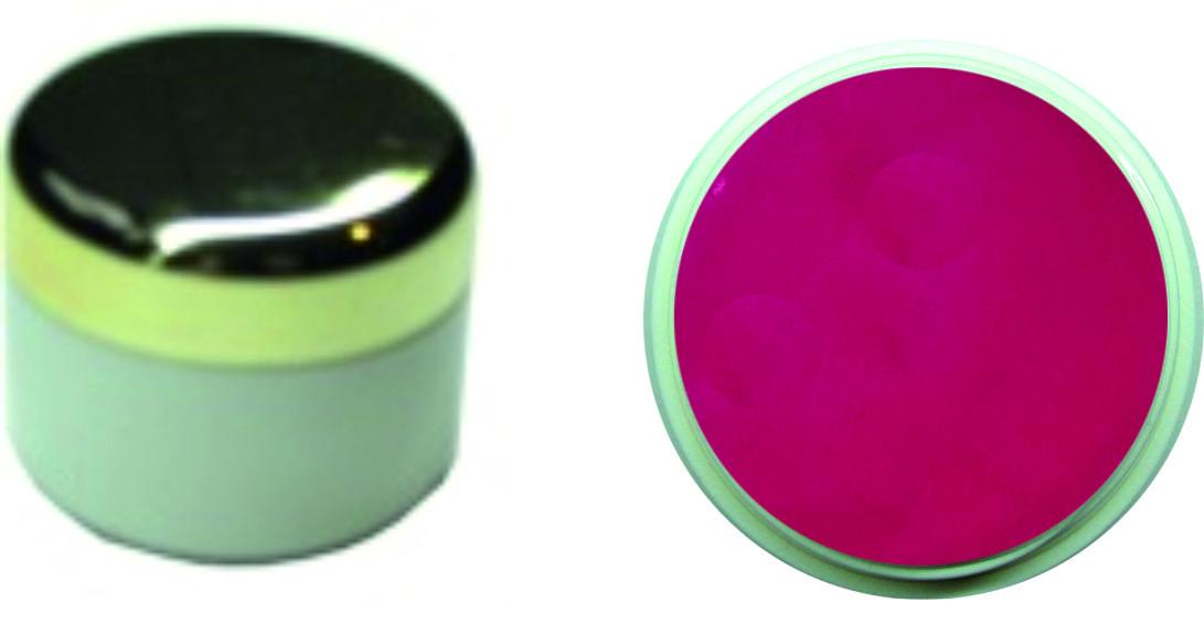 Farbgel Calypso Pink 4ml