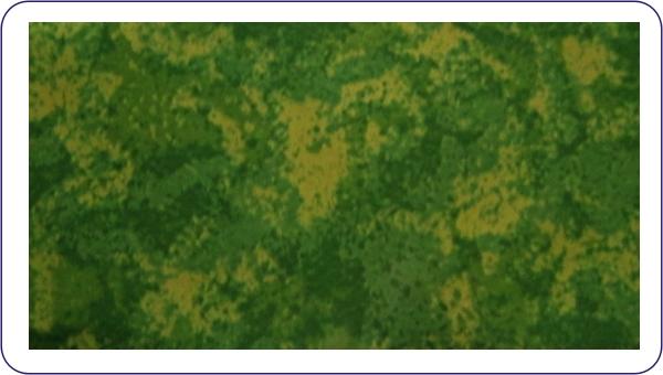 Transferfolie green marmor