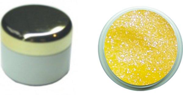 Farbgel pearl yellow 4ml