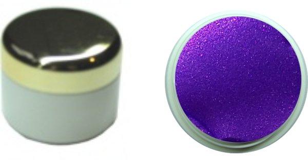 Farbgel pearl lila 4ml