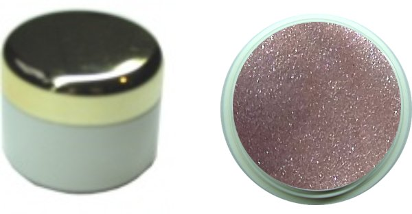 Farbgel glossy Nougat 4ml
