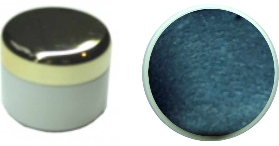 Magnetgel jeansblau