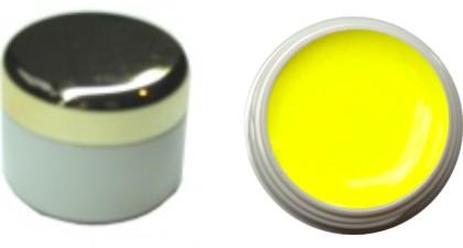 Farbgel leuchtend neon gelb 4ml