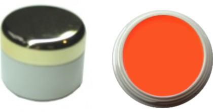 Farbgel leuchtend neon orange 4ml