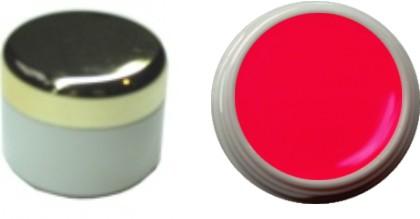 Farbgel Neon Rot 4ml